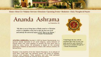 AnandaAshramaNewA